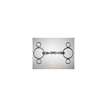 STS Sts Two Ring Continental French Link