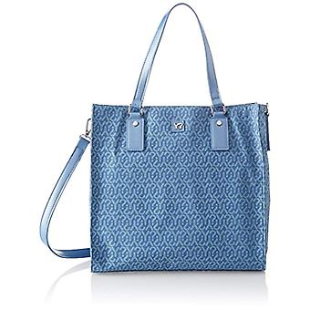 Ynot Gu1001/pe18 Women Blue shoulder bag (Jeans) 10x32x32 cm (W x H x L)