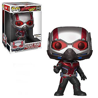 "Ant-Man and the Wasp Giant Man 10"" US Exclusive Pop! Vinyl"