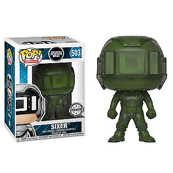 Ready Player One Sixer Jade US Pop! Vinyl Chase Ships 1 in 6