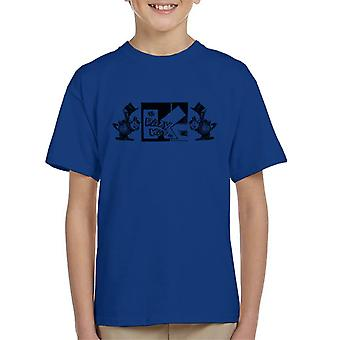 Krazy Kat Hats Off Kid's T-Shirt