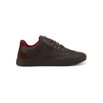 Duca di Morrone - Chaussures - Sneakers - BILLY-BROWN - Hommes - saddlebrown - 43