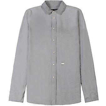 Dsquared2 DSquared2 كلاسيك رمادي شعار قميص