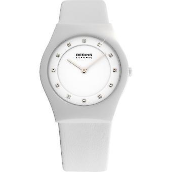 Bering 32035-659 Women's White Ceramic Wristwatch