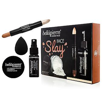 Giftset Bellapierre gezicht slay-Fair/medium