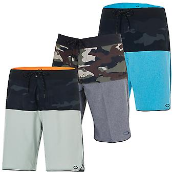 Oakley Sport Herren Camo Block 19 Stretch hydrofree Board Shorts