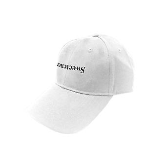 Ariana Grande Baseball Cap Sweetener Logo new Official White Strapback