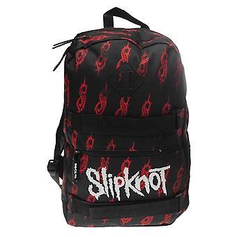 Slipknot rugzak Skate tas Iowa band logo nieuwe officiële zwart