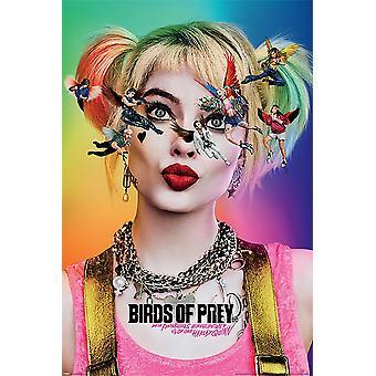 Birds of Prey Poster Seeing Stars Birds of Prey: The Emancipation of Harley Quinn
