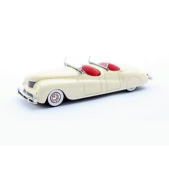 Chrysler Newport Dual Cowl Phaeton LeBaron (1941) Resin Model Car