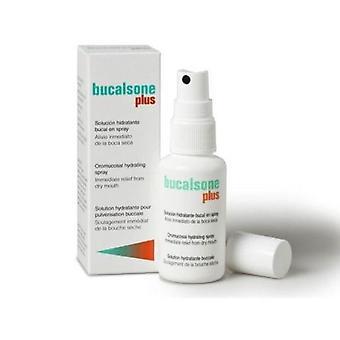 Bucalsone pluss Spray 50Ml (Hygiene og helse, Dental hygiene, Tannhygiene)