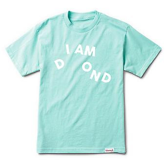Diamond Supply Co I Am Tee Diamond Blue