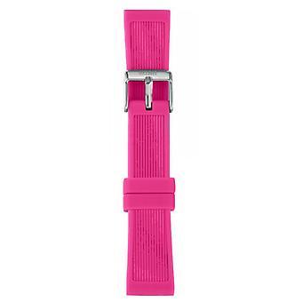 Watch I Am The Watch IAM-209 - Pink Fluo Steel Loop Bracelet / Medium 18 mm