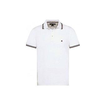 Tommy Hilfiger Men's White Polo