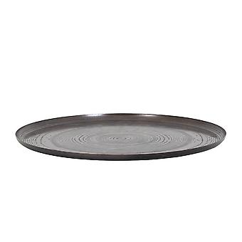 Light & Living Dish 60x2cm Mato Thrunk Bronze