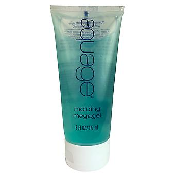 Aquage molding mega hår gel 6 oz