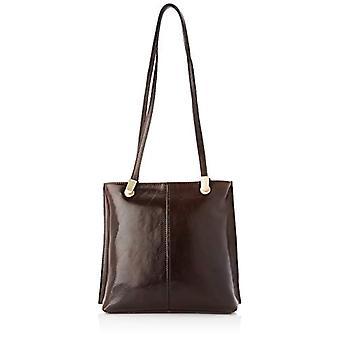 All-Fashion Hair Cbc181355gf22 Unisex Adult Brown Hand Bag (Moor's Head) 8x28x29 cm (W x H x L)