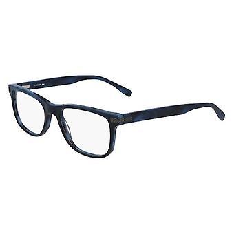 Lacoste L2841 424 Полосатые синие очки