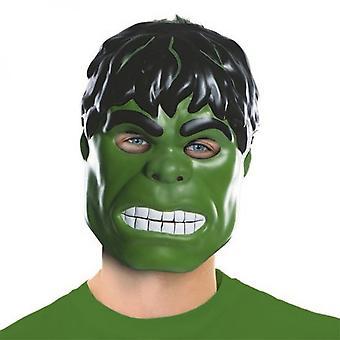 Hulk Vintage Stile Ben Cooper Costume Halloween Maschera