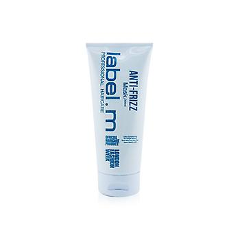 Label.M Anti-Frizz Mask (Ultra-Conditioning For Longer-Lasting, Frizz-Free and Silky Hair) 200ml/6.7oz
