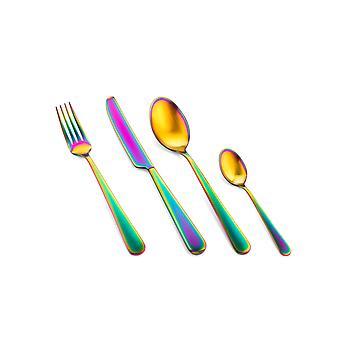 Mepra Stoccolma Rainbow 24 pcs flatware set
