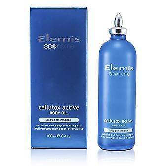 Cellutox アクティブ ボディオイル - 100 ml/3.4 オンス