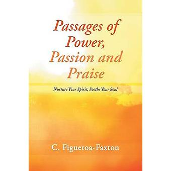 Passages of Power Passion and Praise Nurture Your Spirit Soothe Your Soul by FigueroaFaxton & C.
