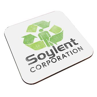 Soylent Green Corporation Coaster