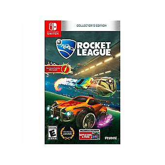 Rocket League Collectors Edition Switch