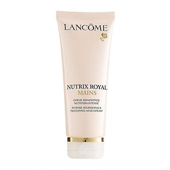 Lancome Nutrix Royal Intense Nutrire e Ripristinare la Crema Mano 100ml