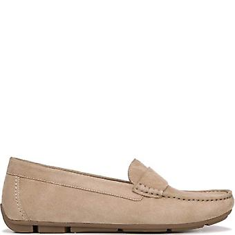 Naturalizer Womens brynn Suede Closed Toe Loafers