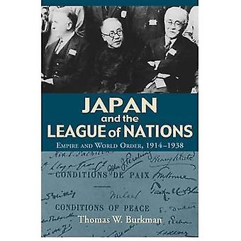 Japon et la Société des Nations - Empire et Ordre Mondial - 1914-1938 b