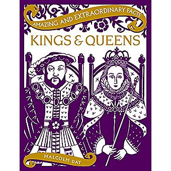 Kings and Queens by Malcolm Day - 9781910821213 Book