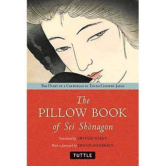 Kissen Buch von Sei Shonagon - Das Tagebuch einer Courtesan in zehnten Centur
