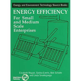 Energy Efficiency for Small and Medium Enterprises by Elizabeth Mugut
