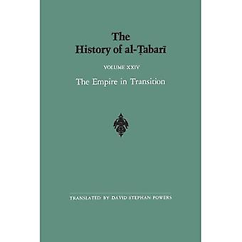 Historia z Al-Tabari: v.24: Vol 24 (seria SUNY w Near Eastern Studies)