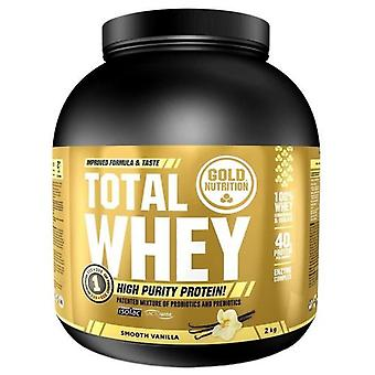 Gold Nutrition Total Whey Vainilla