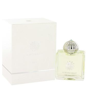 Amouage ciel eau de parfum spray by amouage 515254 100 ml