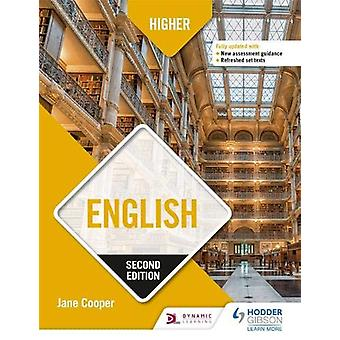 Higher English - Second Edition by Jane Cooper - 9781510457720 Book