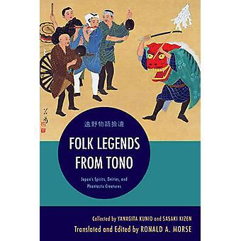 Folk Legends from Tono by Yanagita Kunio