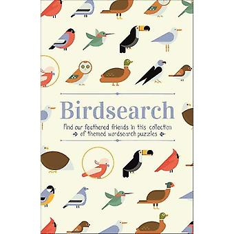 Birdsearch Wordsearch Puzzles - Find our feathered friends in this col