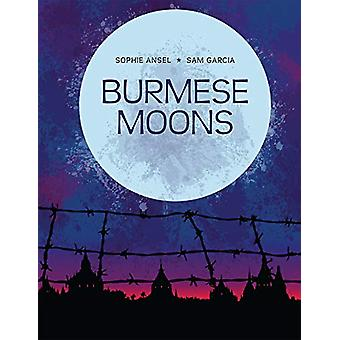 Burmese Moons by Sophie Ansel - 9781684052721 Book