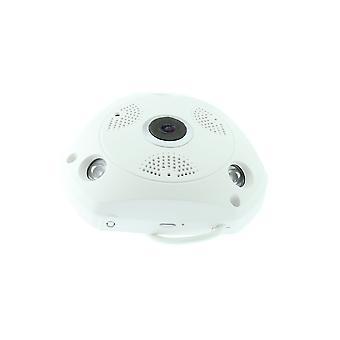 Jandei Kamera IP 360o WIFI kupola nagy felbontású éjjellátó audio