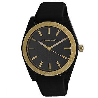 Michael Kors Women's Channing Black Dial Watch - MK6703