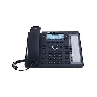 Audiocodes Sfb 430Hd Ip Phone Poe Gbe Black
