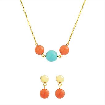 Edforce necklace and pendant 341-0073-S - Women's necklace and pendant