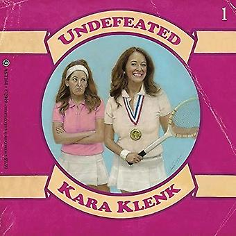 Undefeated [CD] USA import