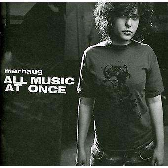 Marhaug Lasse - All Music at Once [CD] USA import