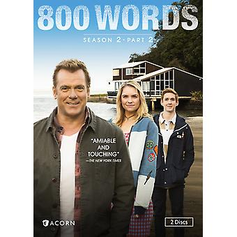 800 Words: Season 2 Part 2 [DVD] USA import