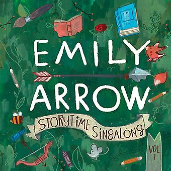 Emily Arrow - Storytime Singalong Vol. 1 [CD] USA import